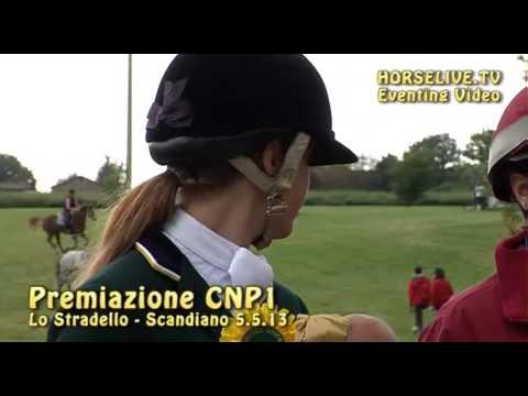 Lo Stradello di Scandiano - Premiazioni Completo 05.05.2013 by HORSELIVE.TV