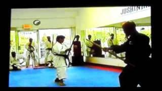 JYOSHINMON SHORIN RYU KUMI BO SHODE JYOSHIN RYU KOBUDO
