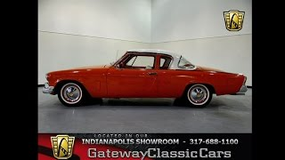 1955 Studebaker Commander - #193 NDY - Gateway Classic Cars Indianap