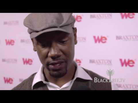 Tory Kittles at Toni Braxton's Premiere for