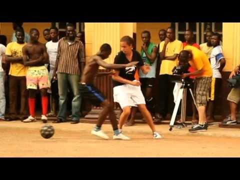 Edgar Davids Street Soccer World Tour - #13 Kumasi, Ghana HD