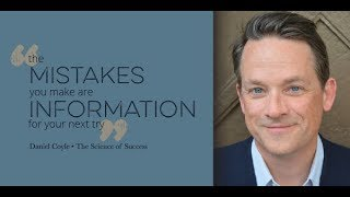 The Hidden Brain Science That Will Unlock Your True Potential with Daniel Coyle