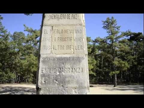 Carranza Monument and Friendship Village Foundations - Tabernacle, NJ
