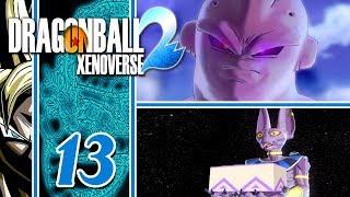 Dragon Ball Xenoverse 2 épisode 13: Combat décisif contre Buu / Colère du dieu de la destruction thumbnail