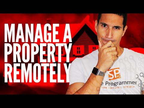 How To Manage A Rental Property Remotely?