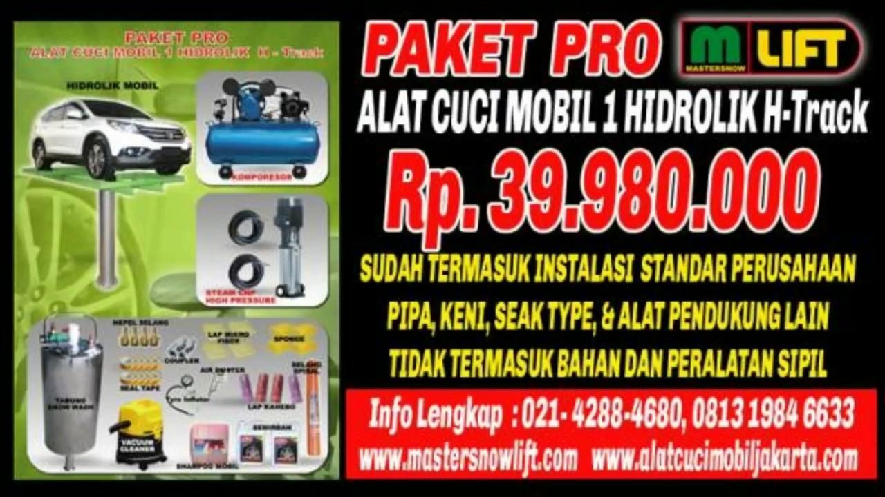 Daftar Harga Paket Usaha Cuci Mobil Motor Termurah Di Indonesia Youtube