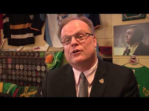 2018 Toledo Hockey Hall of Fame Luncheon Ceremony