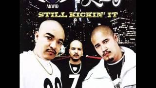 07 - Siempre Ausente - Kickin' it Juntos CD Akwid & jae-p