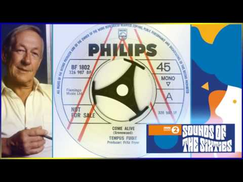 Brian Matthew features SUPER RARE song from the 60s - Come Alive by Tempus Fugit