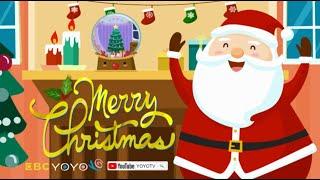 2019 YOYOTV祝大家聖誕節快樂!一起開心過聖誕