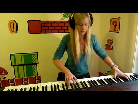 Lara plays 'Let It Go' from Frozen (piano improv.)