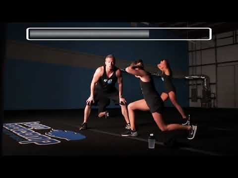 Athletic Conditioning Dropset Workout | At-Home Workout with Burn Boot Camp