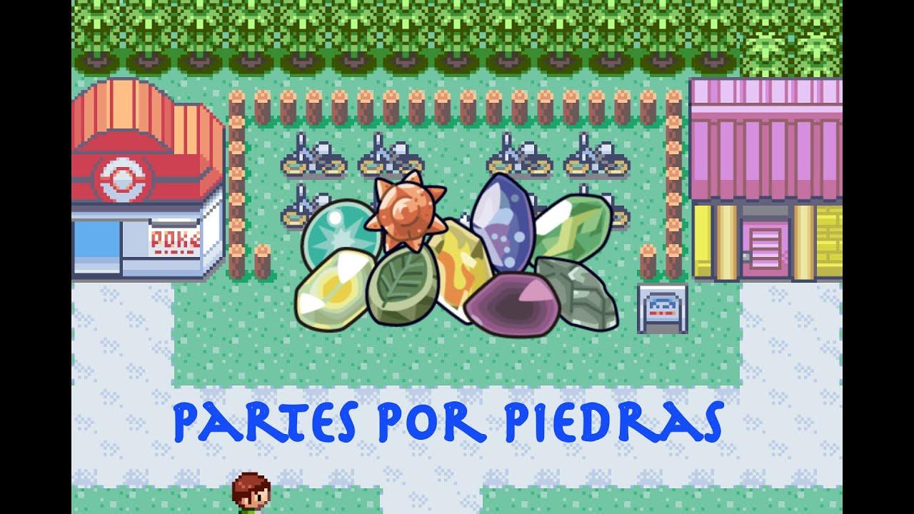 Pokémon Esmeralda - Partes por piedras evolutivas - YouTube