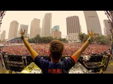 Nicky Romero - Ultra Music Festival 2014 - Full Set Mainstage 29/3 - UMF.TV