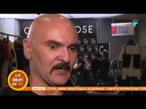 Otvoren peti Serbia Fashion Week