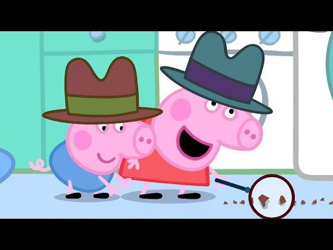 Peppa Wutz 🔎 Detektivin Peppa 🔎 Peppa Pig Deutsch Neue Folgen | Cartoons für Kinder