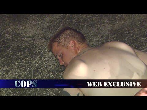 Bath Salts Naked, Web Exclusive, COPS TV SHOW