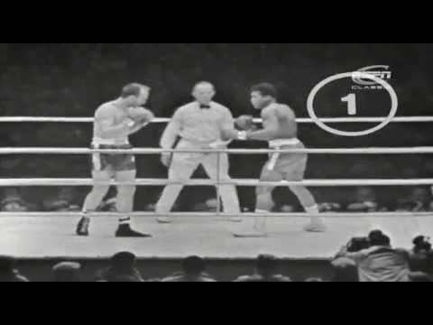 Cassius Clay vs Henry Cooper (18/6/63)