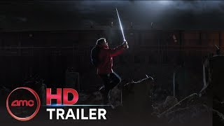 THE KID WHO WOULD BE KING - Official Trailer (Louis Ashbourne Serkis) | AMC Theatres (2019)