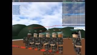 Roblox - US Army B.C.T (Basic Training)
