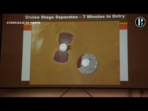 InSight La nueva llegada a Marte