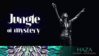 Human SEVDALIZA - Haza @ JUNGLE OF MYSTERY  - Tribal Fusion bellydance Show