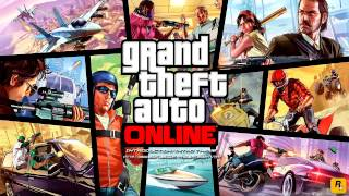 Grand Theft Auto [GTA] Online - Opening Introduction/Intro Theme Music/Song
