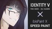 Fanart Eli Clark Seer In Recluse Skin Identity V Youtube