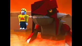 ALL HAIL GROUDON LORD OF THE VOLCANO (Roblox Brick Bronze Pokemon Adventure)