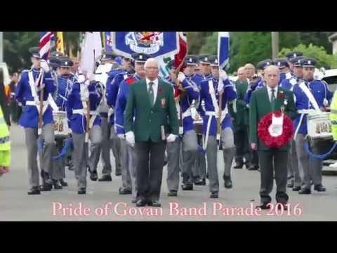 The POG 2016 - Full Band Parade - [UHD/4K]
