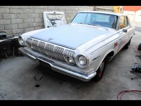 1963 Dodge 440 Street Racer Youtube