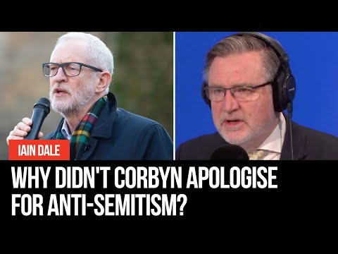 Barry Gardiner Addresses Why Jeremy Corbyn Refused To Apologise For Anti-Semitism