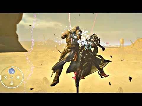 FINAL FANTASY XV - Aranea Level 120 Boss Fight   Update 1.21 (1080p 60fps) PS4 Pro