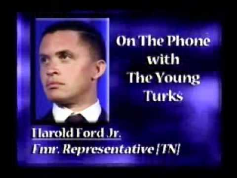 Fmr Rep Harold Ford Jr. (D-TN) - More Davids Than Goliaths