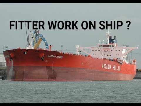 Marchant navy -ll FITTER WORK ON SHIP ?