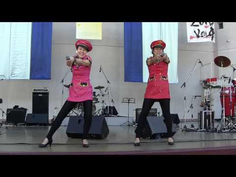 2010.10.10大阪城野外音楽堂inラテンキラーズのペッパー警部よ♪
