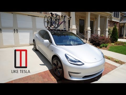 The Model 3 Accessory That Sucks (In The Best Way) + a Giveaway!
