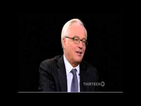 Ambassador of Russia to the UN Vitaly Churkin gives an interview to the PBS Channel