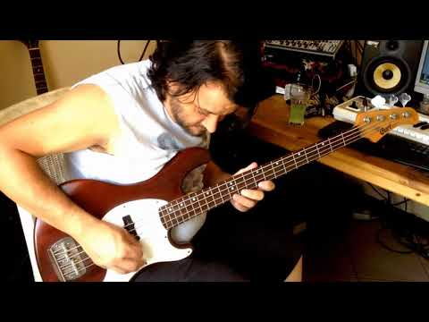 Tribute To Davie504: SPOOKY BASS SOLO