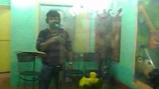 Nati king Kuldeep Sharma And KK for their New Music Album Chalte Chalte .AVI