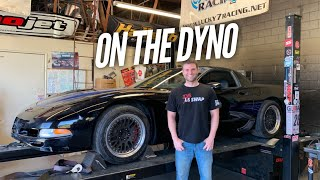 Rotary Vette Dyno! First time dyno tuning