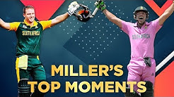 AB de Villiers' world record 31-ball ton a highlight for me: David Miller