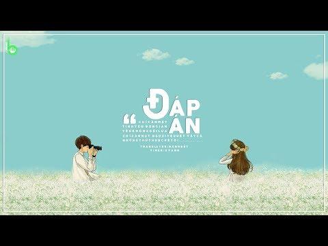 ♩ Đáp Án | 答案 - Phương Vũ Kiệt   | Lyrics [Kara + Vietsub] ♩ (Full Version)