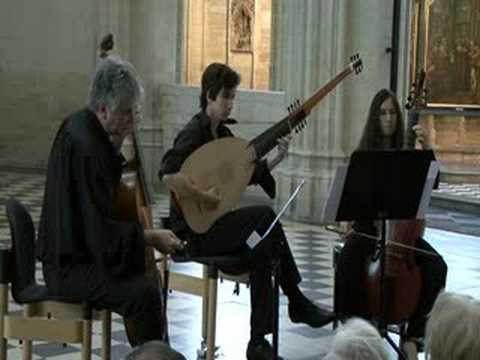 Marin Marais - Les Voix Humaines