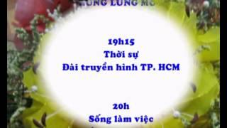 Lịch phát sóng HTV ngày xưa (video mô phỏng)