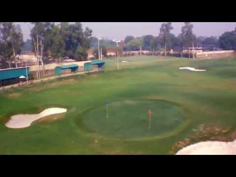 HGC Pitch & Putt: Hole No. 4 (101 Yards)