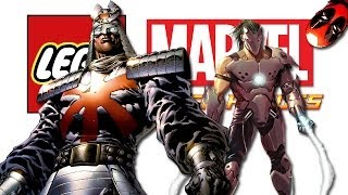 LEGO: Marvel Super Heroes - Whiplash and Silver Samurai (FREE ROAM)