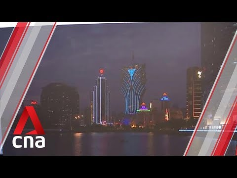 Macau turns into ghost town amid Wuhan virus cases
