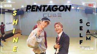 Download Video PENTAGON SHINE Practice [Action Cam Ver] MP3 3GP MP4