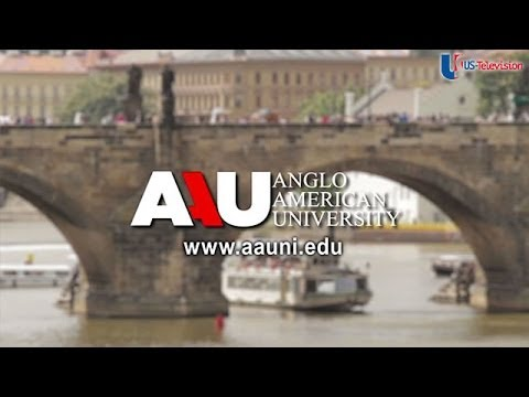 US Television - Czech (Anglo-American University)